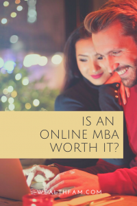 is an online mba worth it
