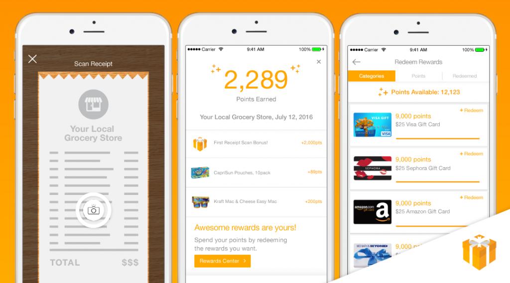 Fetch-Reward-Process apps that pay you