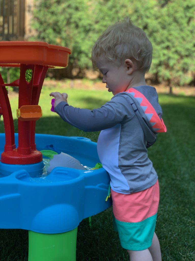 water table toy for toddlers