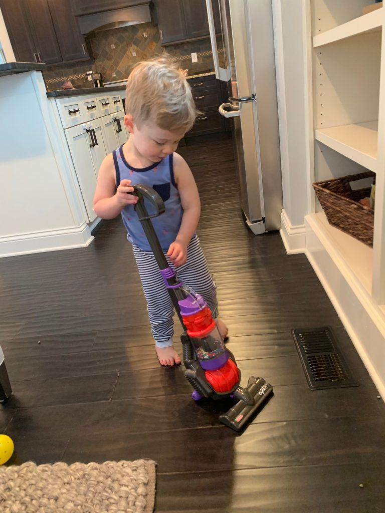 vacuum toy for 2 year olds