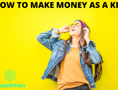 How to Make Money as a Kid – 55 Ways to Earn in 2020