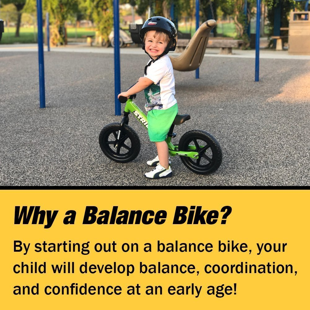 balance bike gift for two year old boys