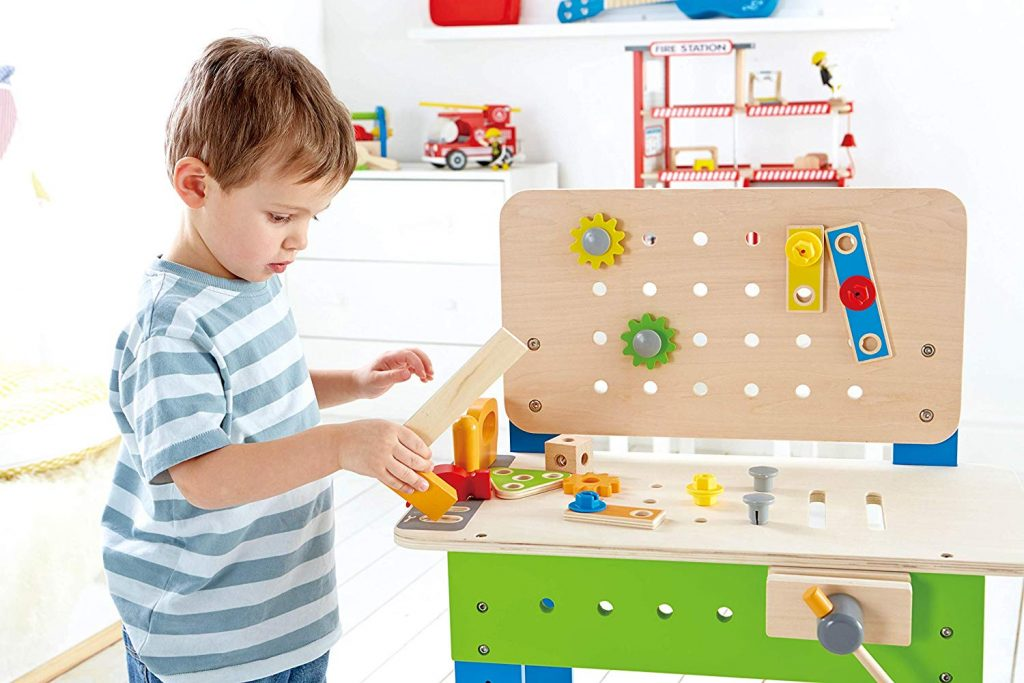 workbench toy for 2 year old