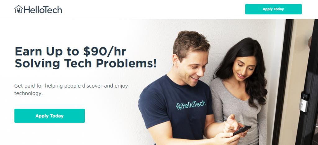 Hello-Tech best money making apps