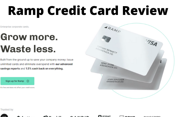 ramp credit card review