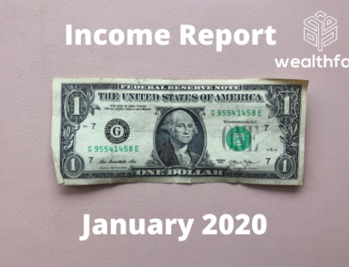 Blog Income Report – January 2020