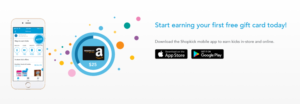 Shopkick-app