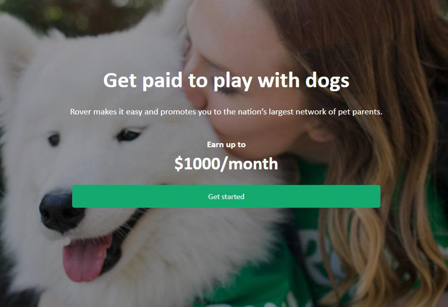 Walk-for-rover money earning apps