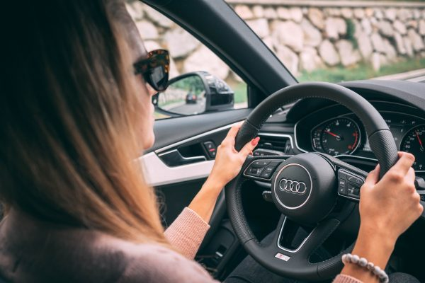 female uber drivers business idea